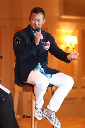 日本ハム・中田、お笑いと二刀流!?さんまから「トークOKや
