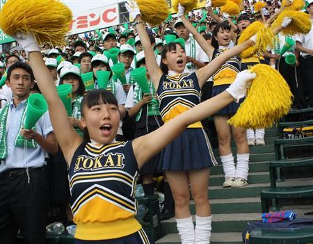 【アルプススタンドから】夏の甲子園・大会第7日 (1) - 野球 ...