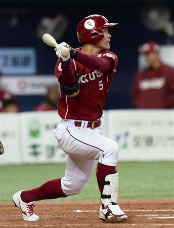 楽天D3・茂木が2打席連発!球団初の新人野手開幕スタメン加速(3)