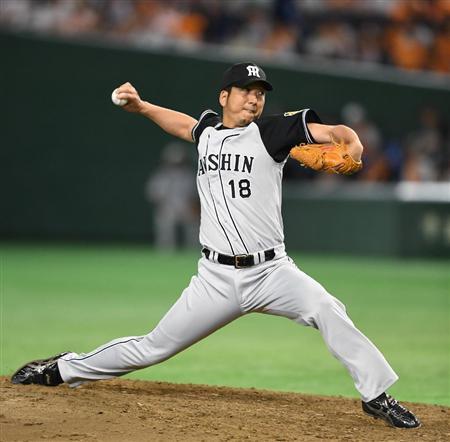 阪神・青柳、7回1安打無失点2勝目「楽な気持ちで投げることができました」