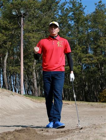 鷹D1・田中、初のゴルフに苦戦「ここまで難しいとは思わなかった」