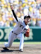 阪神D2・小野、3回4四球6失点KO…締まりない先発陣に上田二朗氏が『喝』阪神D2・小野、3回4四球6失点KO…締まりない先発陣に上田二朗氏が『喝』