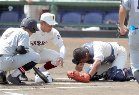 「高校野球早稲田実業野村無料写真」の画像検索結果