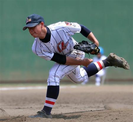 浦和学院4強!最速143キロのスーパー1年生・美又が2回完全/南埼玉(1)