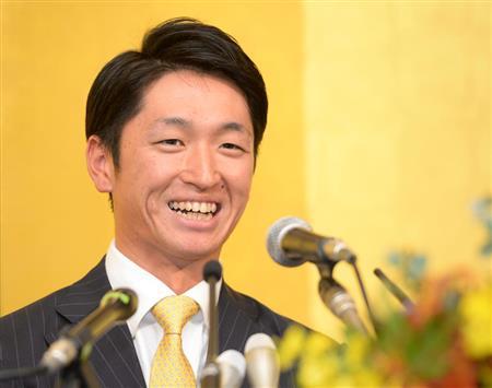 【野球】阪神ドラフト1・近本「僕の足にびっくりしないように」50メートル5秒8の俊足