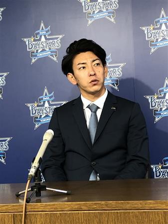 DeNA・田中、1勝に終わり大幅ダウン「変化球をしっかり投げたい」