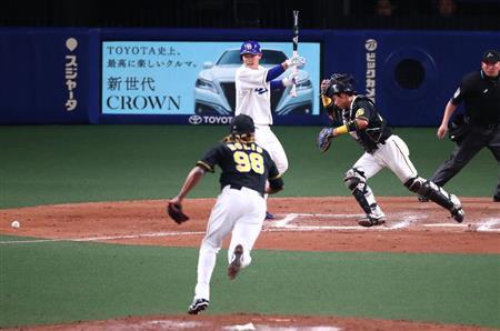 あっ!ドリス暴投サヨナラやっちまった…阪神、被安打2で負けた ...