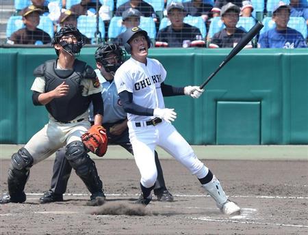 部 野球 学院 中京 大学