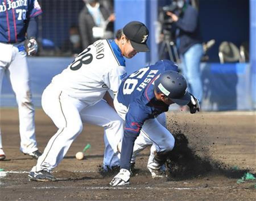 日本ハムD1・河野、制球難克服できず 5四球に2暴投「反省してやっていきたい」日本ハムD1・河野、制球難克服できず 5四球に2暴投「反省してやっていきたい」