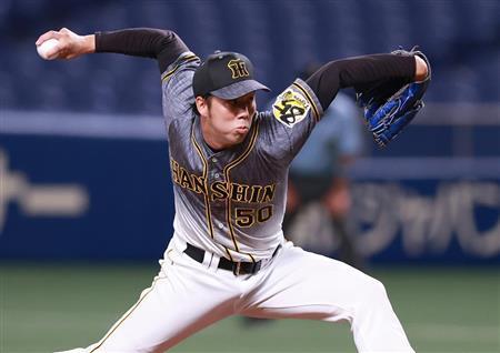 阪神・青柳に援護なし「走者をためたのが反省点」6回1失点も初黒星