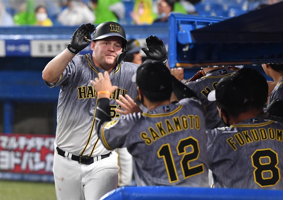 サンズが満弾含む4安打5打点!阪神、今季最多の18安打&20点(1)