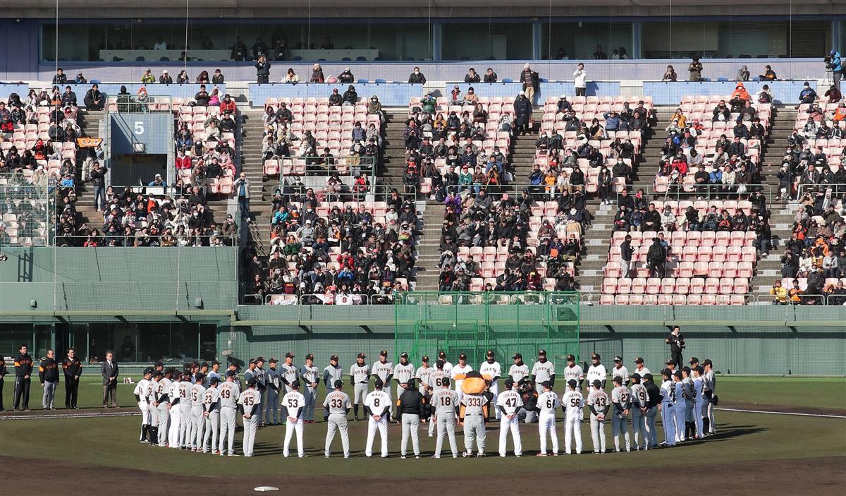 プロ野球の春季キャンプ開始、1週間遅れも…12日の12球団代表者 ...