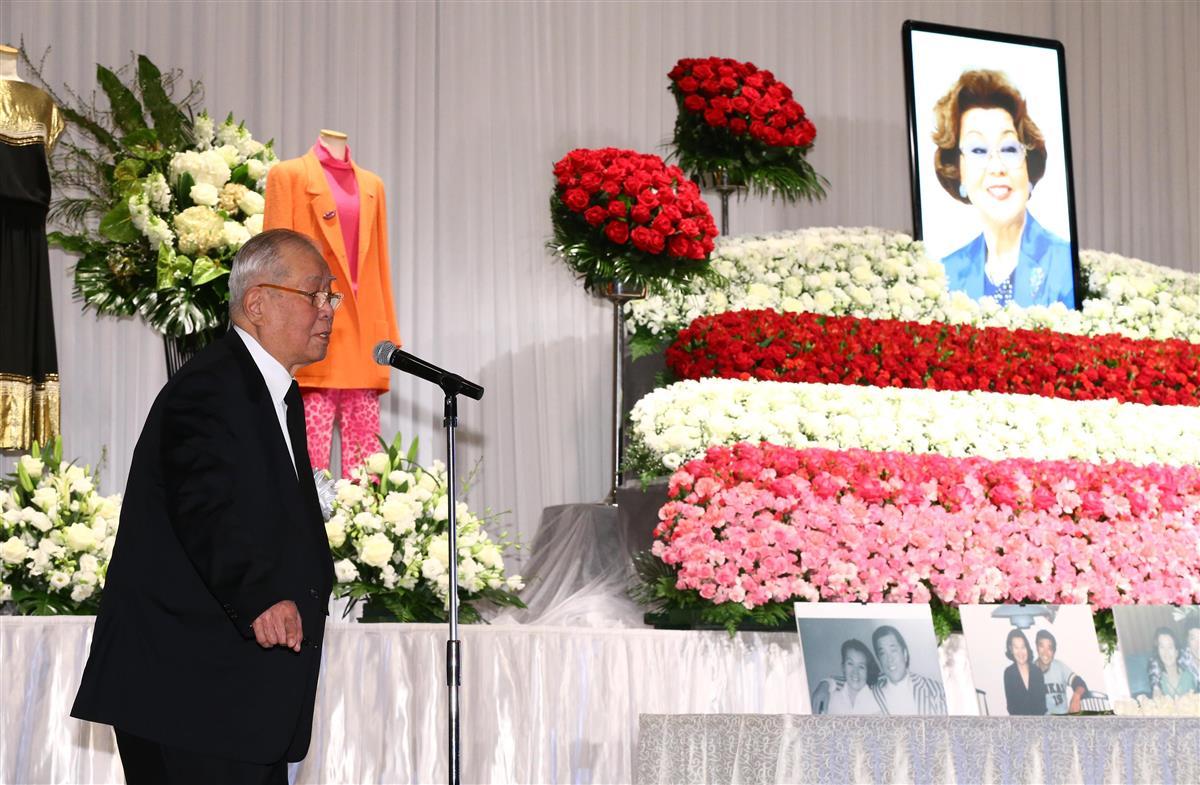 克也 お 別れ 会 野村 野村沙知代さんお別れの会「幸せな人生」とノムさん