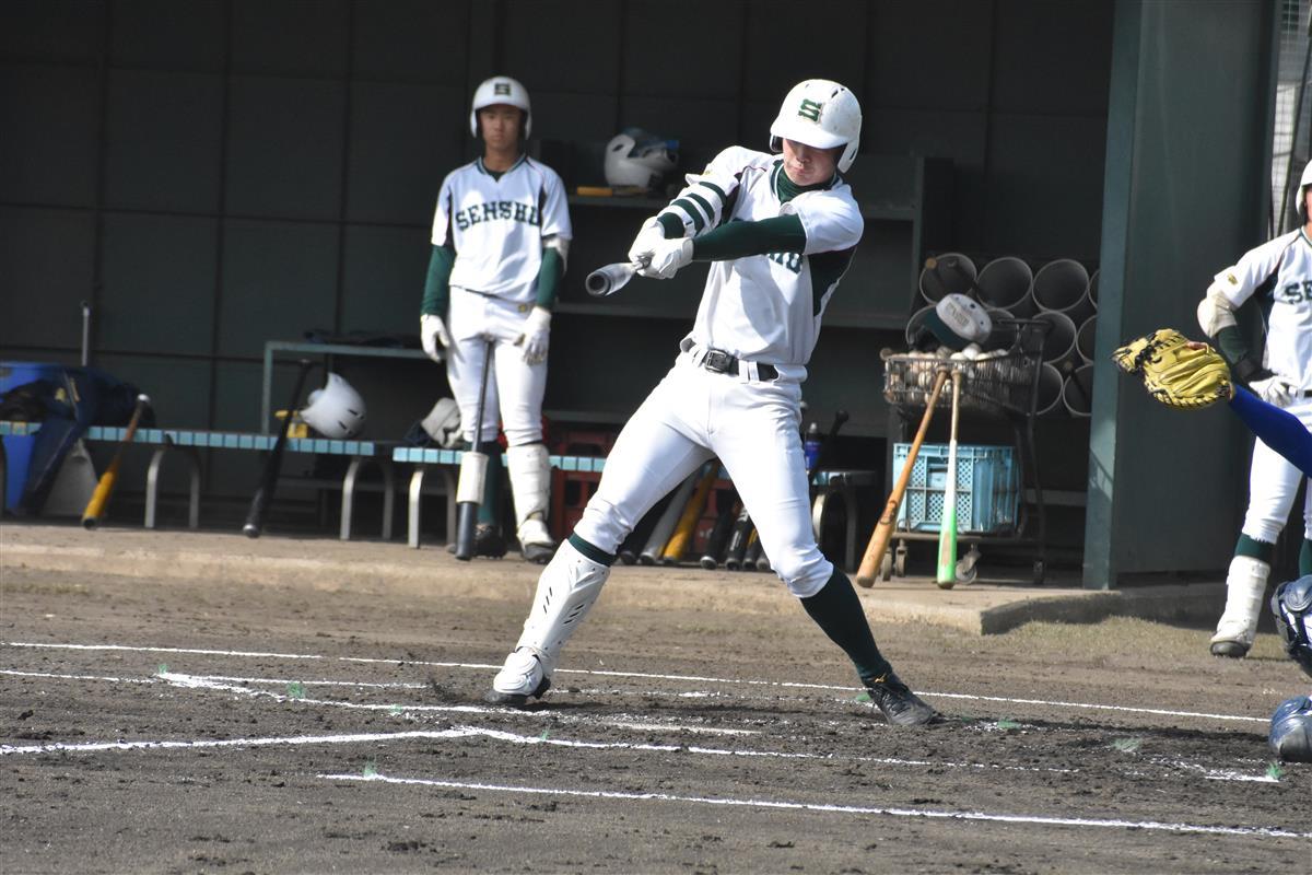 専大松戸、選抜前最後の練習試合で14得点 - SANSPO.COM(サンスポ)