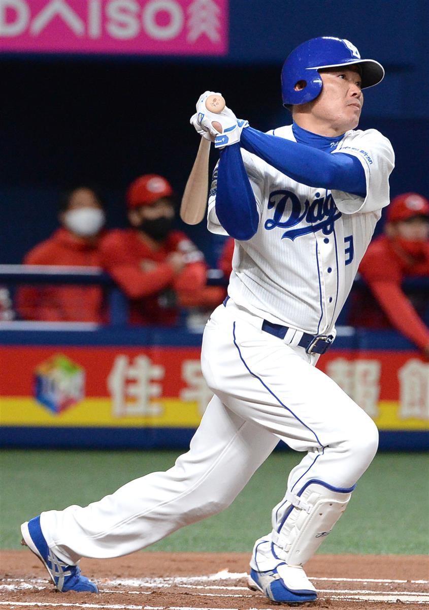 中日・福留、NPB通算400二塁打達成 - SANSPO.COM(サンスポ)