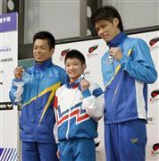 【甘口辛口】飛び込みに現れた新星、玉井陸斗 夏季五輪出場すれば日本人最年少記録