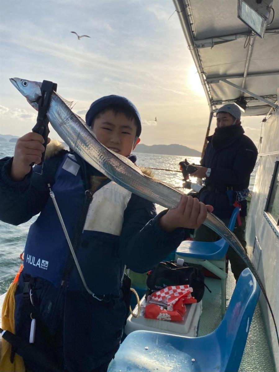 釣果 日の出 渡船