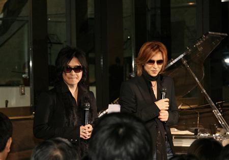 YOSHIKIイベント、TOSHIが生歌(5)