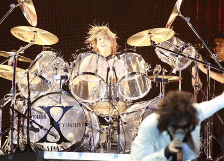 熱狂!絶叫!!X JAPANが香港上陸(1)