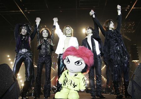 熱狂!絶叫!!X JAPANが香港上陸(4)