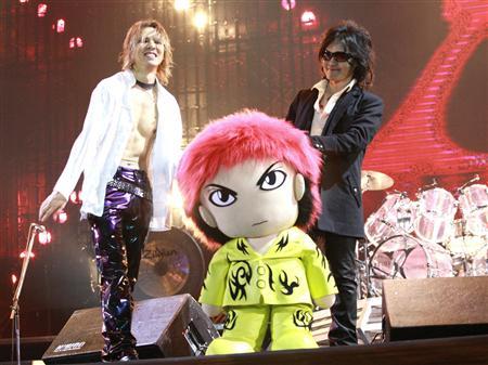 熱狂!絶叫!!X JAPANが香港上陸(8)
