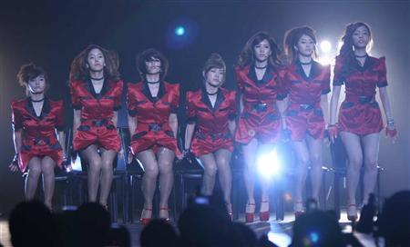 T-ARA、日本デビュー曲でねこダンス!(8)