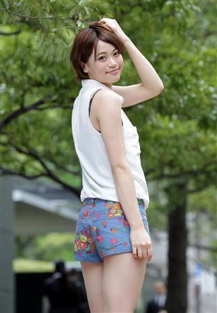STモデル 坂田梨香子