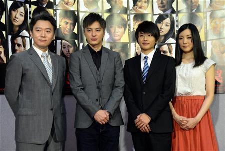 AAA西島、NHK単独主演!印象的なフレーズは「技術者」(1)