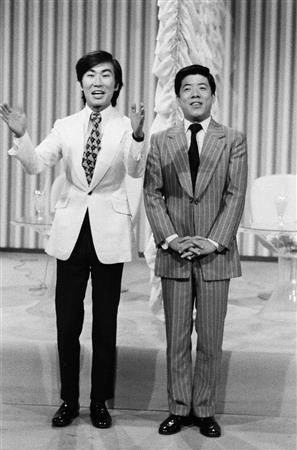 芸人お笑いまとめ エムワンチャンネル   西川きよし×桂文枝「パンチDEデート」が28年ぶりに復活 コメント