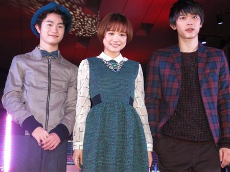 大原櫻子、劇中バンドのスペシャルライブ♪冬フェスで熱唱(1. ヒロインを務める映画「カノジョは嘘を愛しすぎてる」