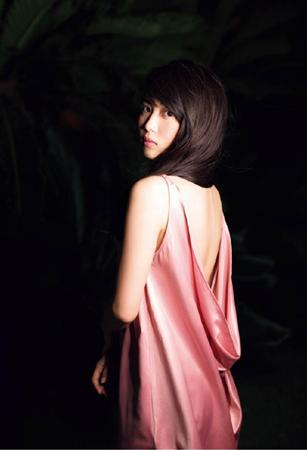 ファッションモデルの志田未来さん