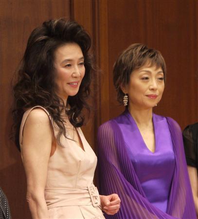 ゴージャスの萬田久子