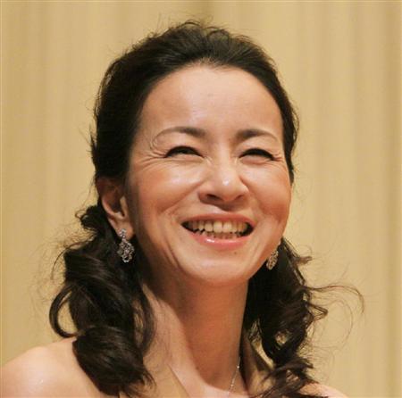 笑顔の素敵な原田美枝子