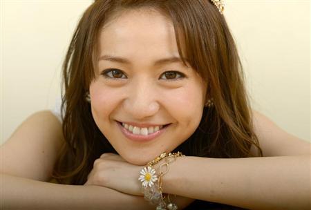笑顔の大島優子