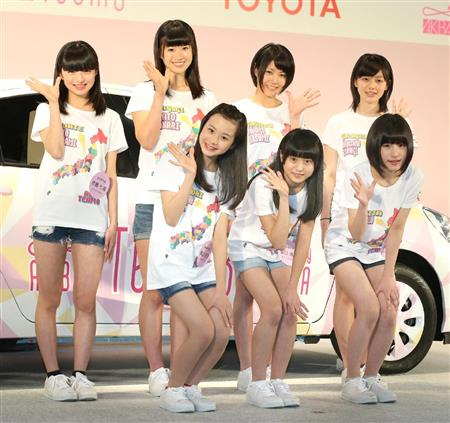 8 オーディション チーム AKB48Team8 合同オーディション開始