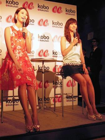 ファッションモデルの坂田梨香子さん