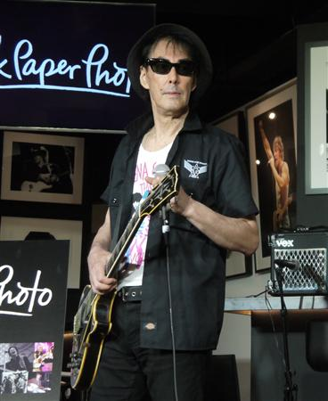 鮎川誠、無期限休止宣言の氷室にエール「彼は死ぬまでロックから離れない」 ...  8月6日に開店