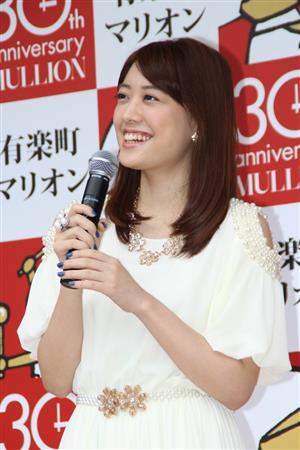 ヘアスタイルが素敵な福田沙紀さん