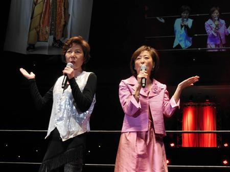 城之内早苗、あこがれのマキ上田さんと共演「心臓がドキドキ」(2)