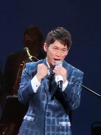 蒼彦太、初単独コンサートで号泣「故郷に錦を飾れるよう頑張る」