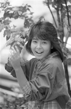 芳本美代子さんのポートレート