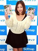 DVDの発売イベントをおこなった佐山彩香