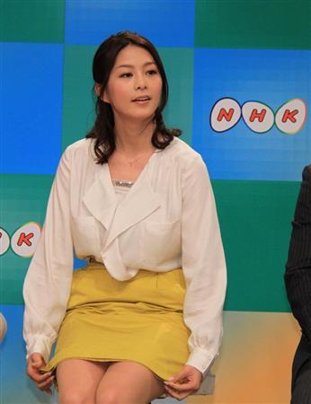 """週末の女神""""杉浦友紀アナが職場..."""