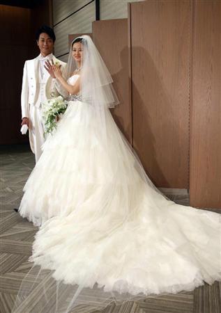 結婚 中越 典子