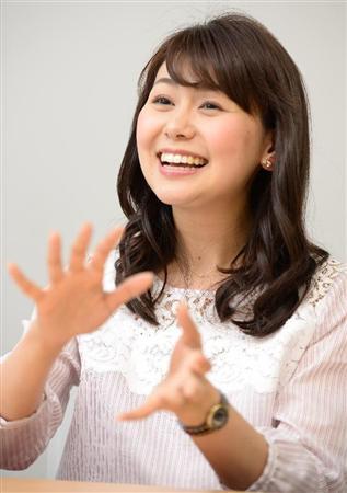 山中章子さんのポートレート