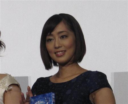 日笠陽子さんのポートレート
