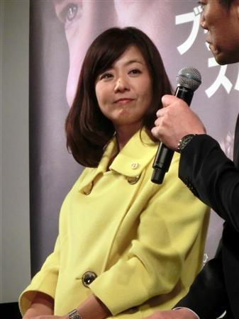 菊間千乃さん、弁護士登録後初イベント「映画見るとたいてい寝る」