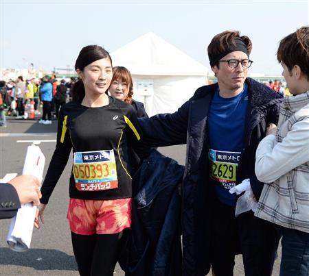 東京マラソン  - フジテレビ -