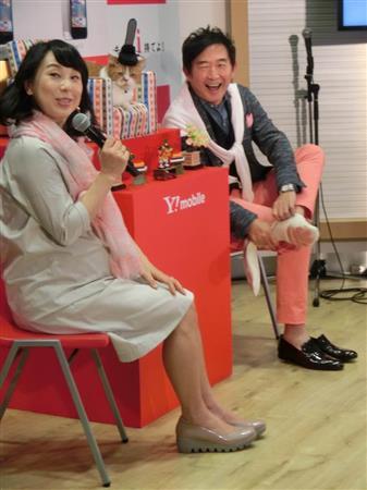石田純一が4年ぶりの靴下、東尾理子「娘にはタイツとかはかせます」
