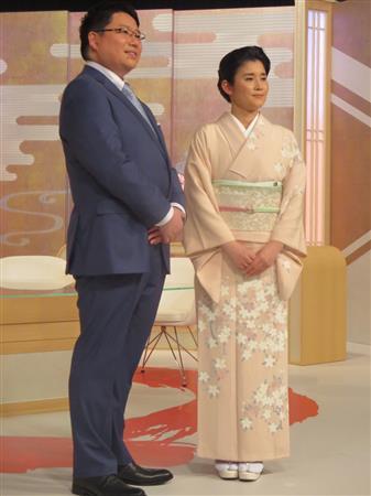 石田ひかりがNHK「にっぽんの芸...